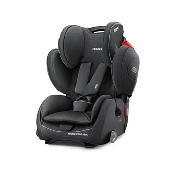 RECARO Young Sport Hero, Sort