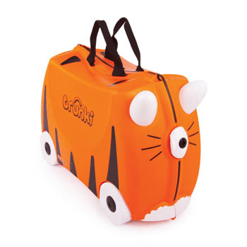 Trunki børnekuffert - Tiger
