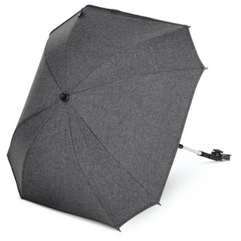 ABC Design Parasol (Diamond Edition), grå asfalt